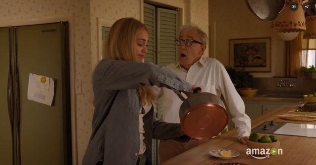 Przerwij to, co robisz. Jest zwiastun serialu Allena z Miley Cyrus!