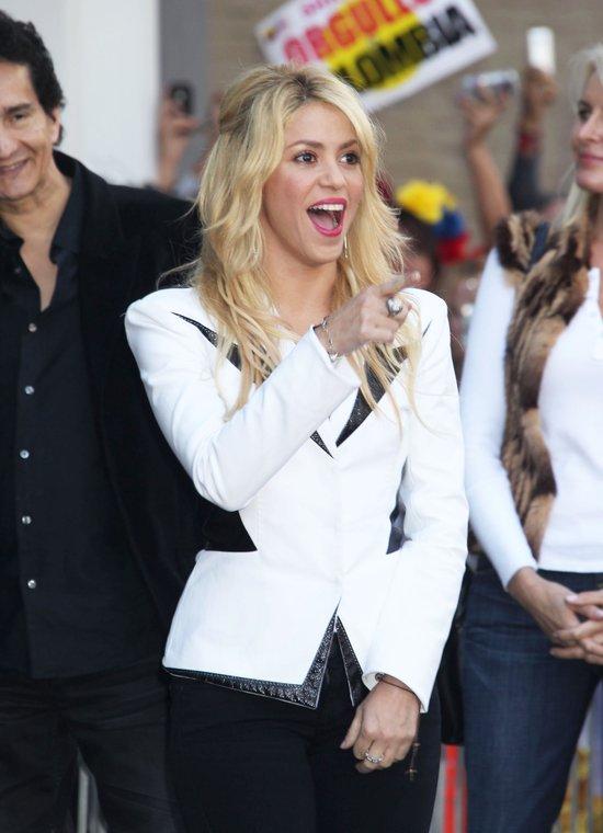 Shakira: To będzie chłopiec!
