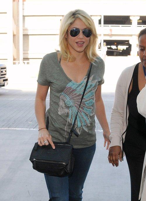 Shakira potwierdza, że jest w ciąży