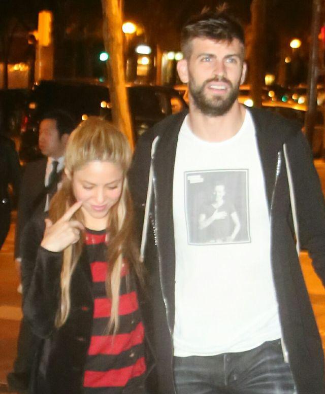 Złodzieje włamali się do domu Shakiry i Gerarda Pique w Barcelonie