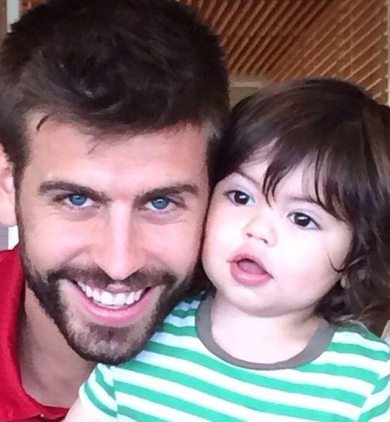 Młodszy synek Shakiry ma już 5 miesięcy (Instagram)
