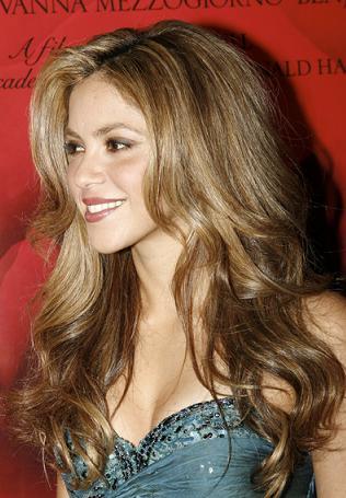 Shakira nadal zakochana jak nastolatka