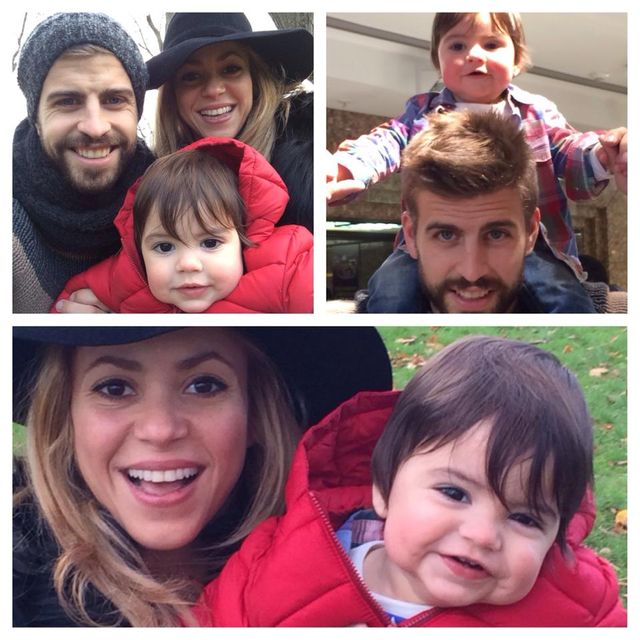 Shakira pokazała najnowsze rodzinne zdjęcia (FOTO)