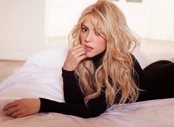 Shakira jest w ciąży! (FOTO)