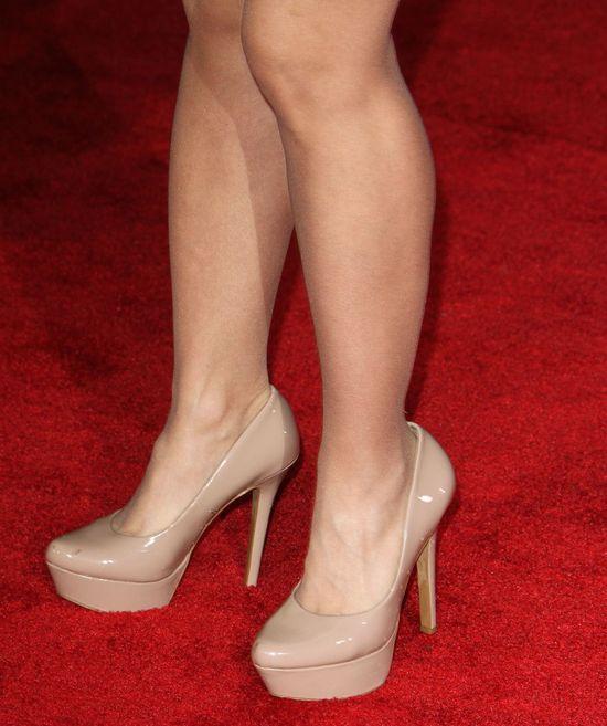 Jedne ze zgrabniejszych nóg w Hollywood należą do Shakiry!