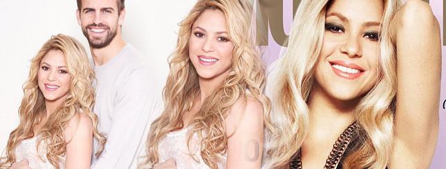 Shakira pokazała zdjęcia w zaawansowanej ciąży (FOTO)