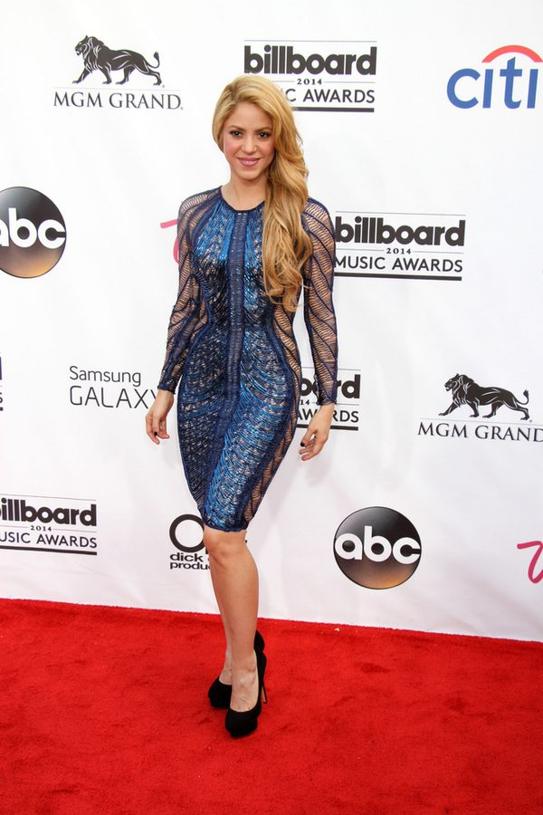 Shakira pokazała się bez makijażu (FOTO)