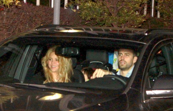 Shakira na krótko przed porodem bez Photoshopa (FOTO)