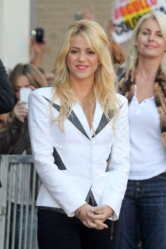 Shakira dobrze by się u nas czuła w święta (FOTO)