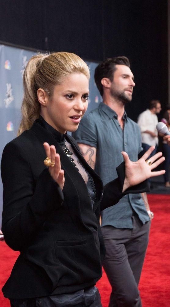 Shakira żegna się z fanami