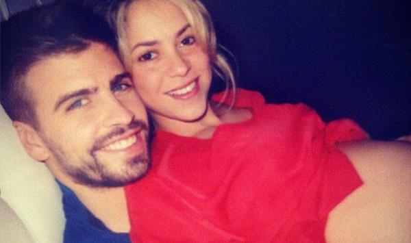 Shakira urodzi�a syna