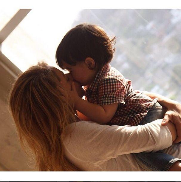 Shakira pokazała prywatne video z synkiem (VIDEO)