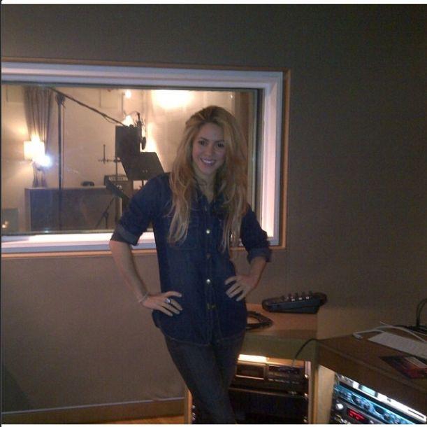 Shakira: Mój chłopak nie lubi kościstych dziewczyn!