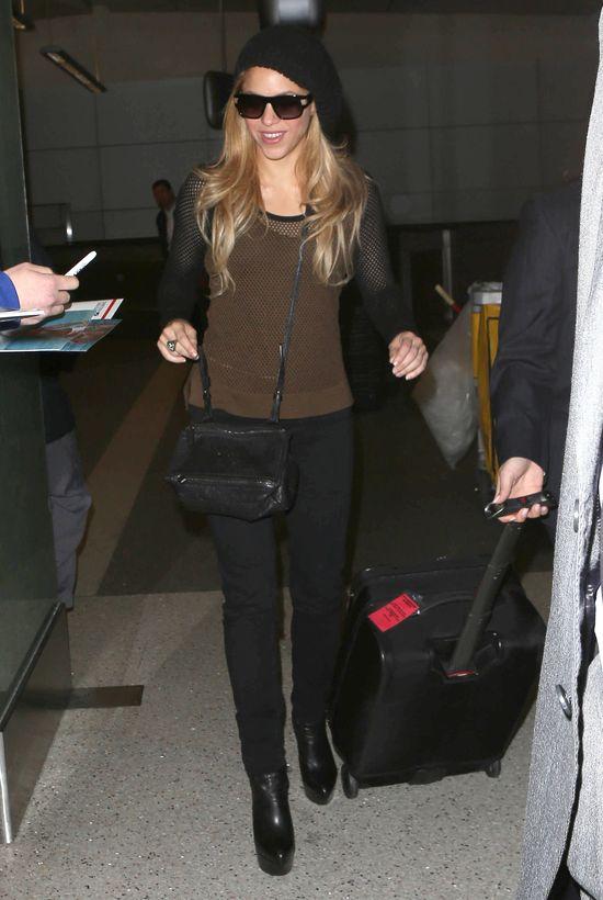Perfekcyjnie szczupła Shakira (FOTO)