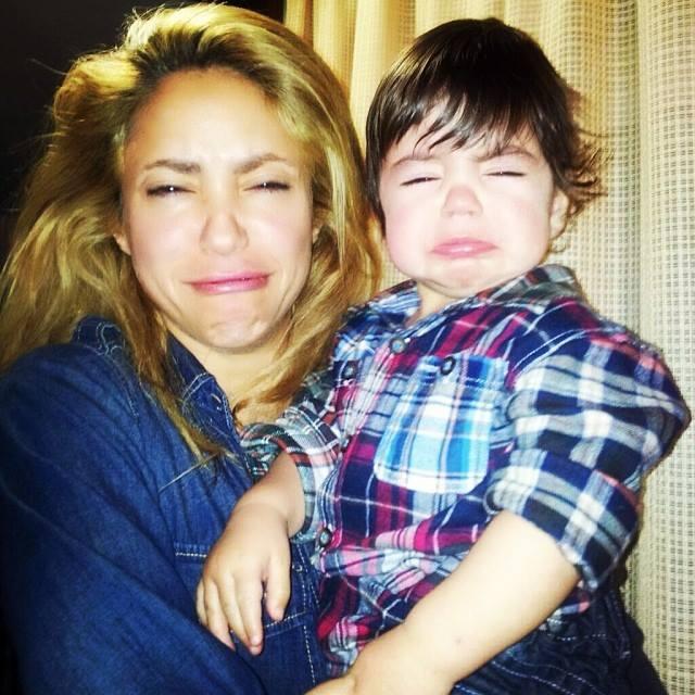 Kiedy Shakira ponownie zajdzie w ciąże?