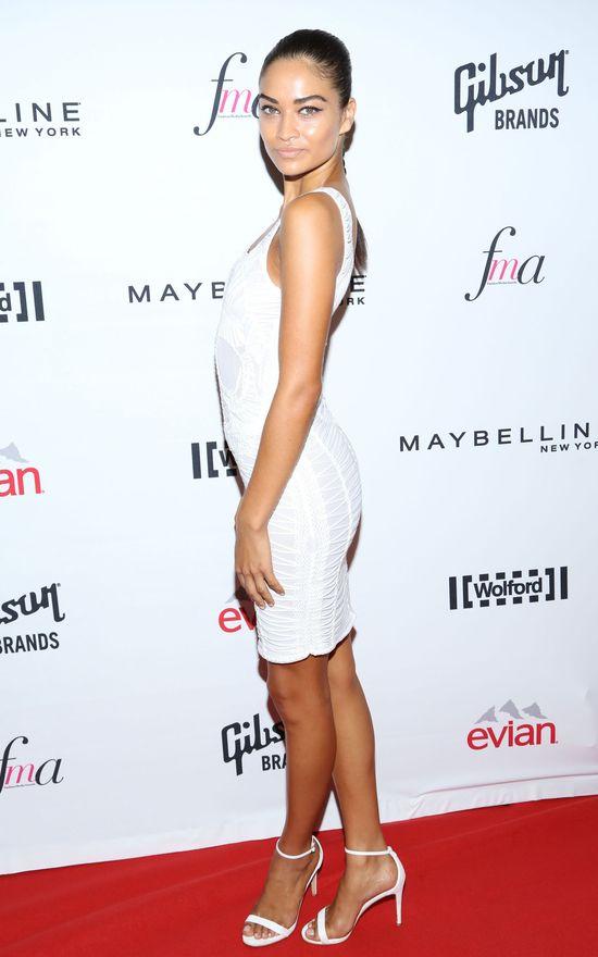 Kendall Jenner w otoczeniu najwi�kszych s�aw modelingu FOTO