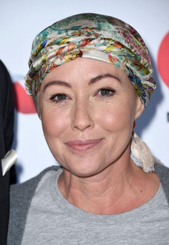 Shannen Doherty pokazała film z chemioterapii... (Instagram)