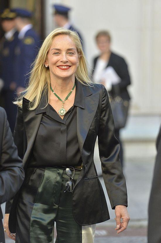Szymon Hołownia: Po jaką choinkę noblistom Sharon Stone?