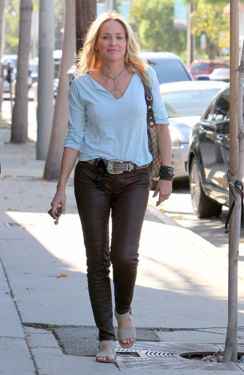 Tak się starzeje Sharon Stone! (FOTO)