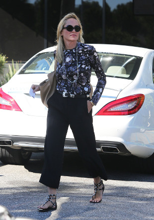 Sharon Stone przyjedzie do Warszawy
