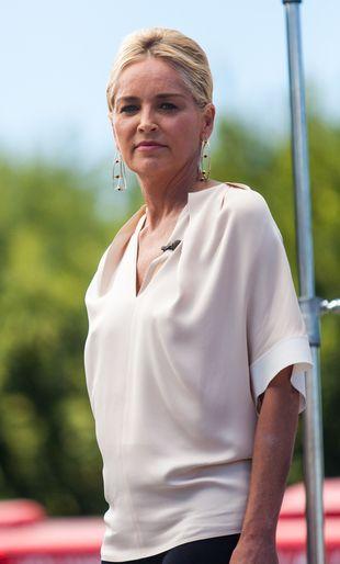Sharon Stone jak babcia czy jak seksbomba? (FOTO)
