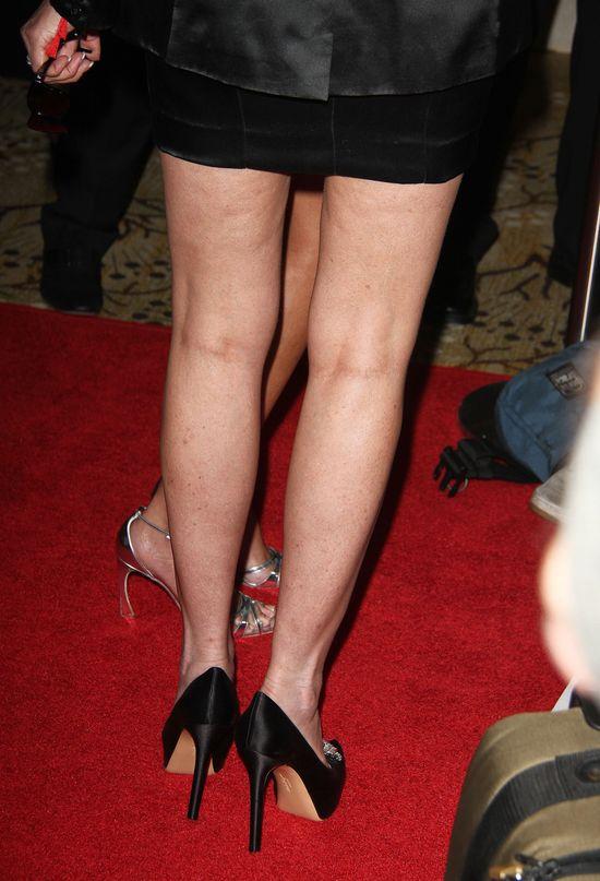 Posiadaczka tych nóg ma 56 lat (FOTO)