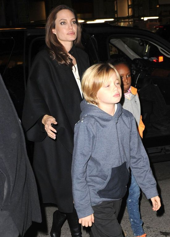 Nie ma ju� Shiloh Jolie Pitt?