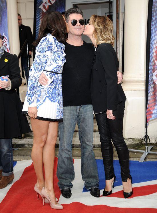 Simon Cowell będzie miał dziecko z żoną przyjaciela!