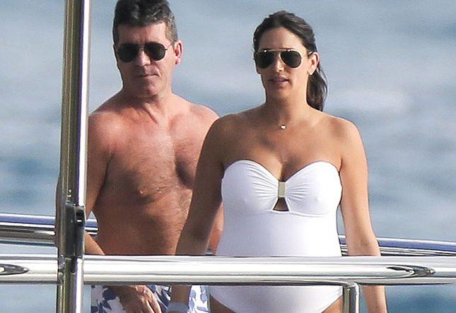 Simon Cowell – 54-latek zostanie tatusiem (FOTO)