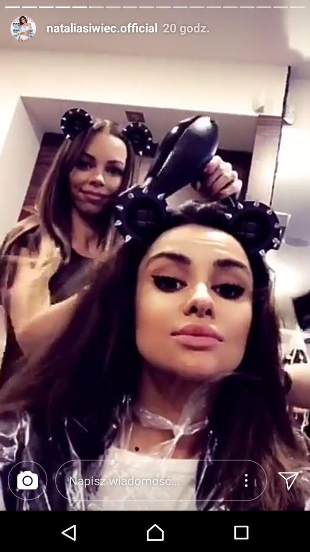 Natalia Siwiec zmieniła kolor włosów! (Instagram)