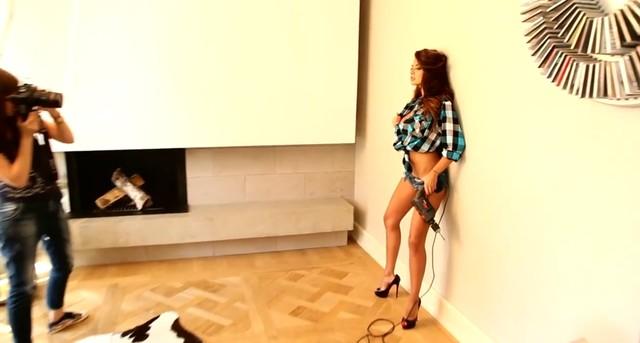 Natalia Siwiec w kalendarzu CKM (VIDEO + FOTO)