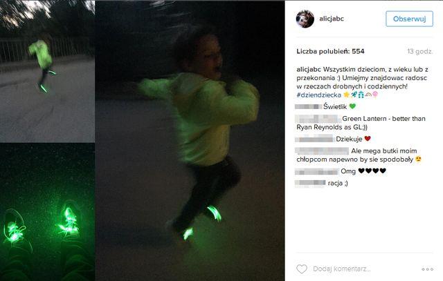 Alicja Bachleda Curuś pokazuje syna! Te buty naprawdę robią wrażenie (FOTO)