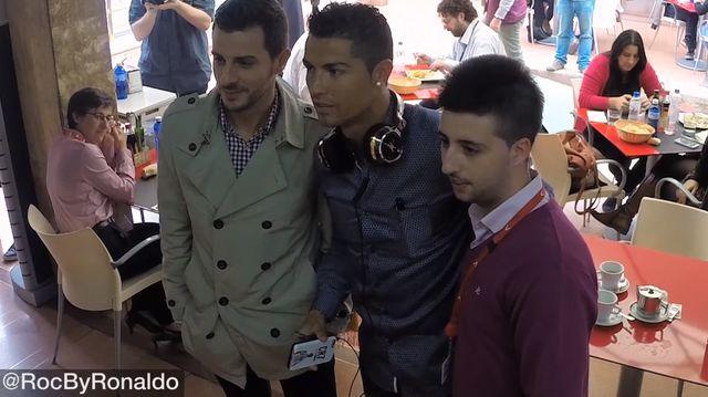 Cristiano Ronaldo nie ma