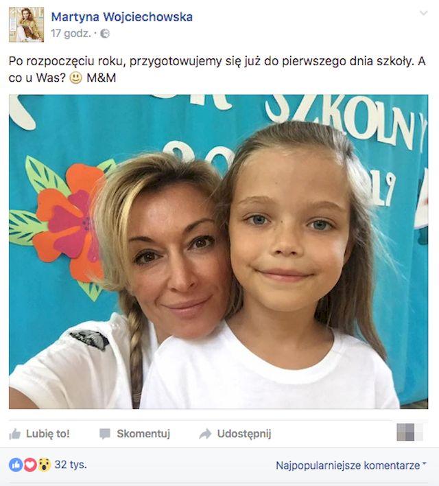 Martyna Wojciechowska pokazała wyjątkowe zdjęcie z córeczką (FOTO)