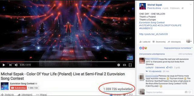 Michał Szpak już WYGRAŁ na Eurowizji! W jaki sposób?