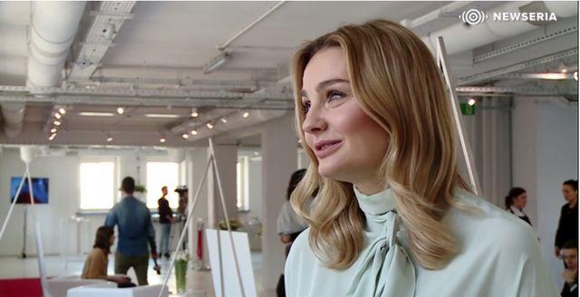 Małgorzata Socha: Mogłabym pracować na poczcie!