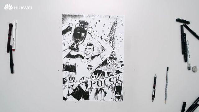 Robert Lewandowski o szansie Polaków na EURO 2016 (VIDEO)