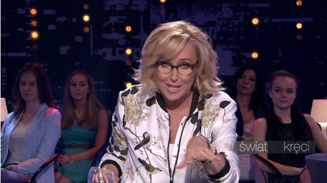 Agata M�ynarska po�egna�a si� z TVP w WYJ�TKOWY spos�b (VIDEO)