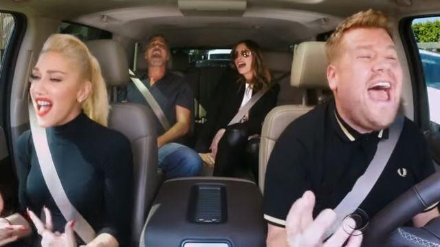 Gwen Stefani nie mog�a spodziewa� si� TAKICH GO�CI w Carpool Karoke!