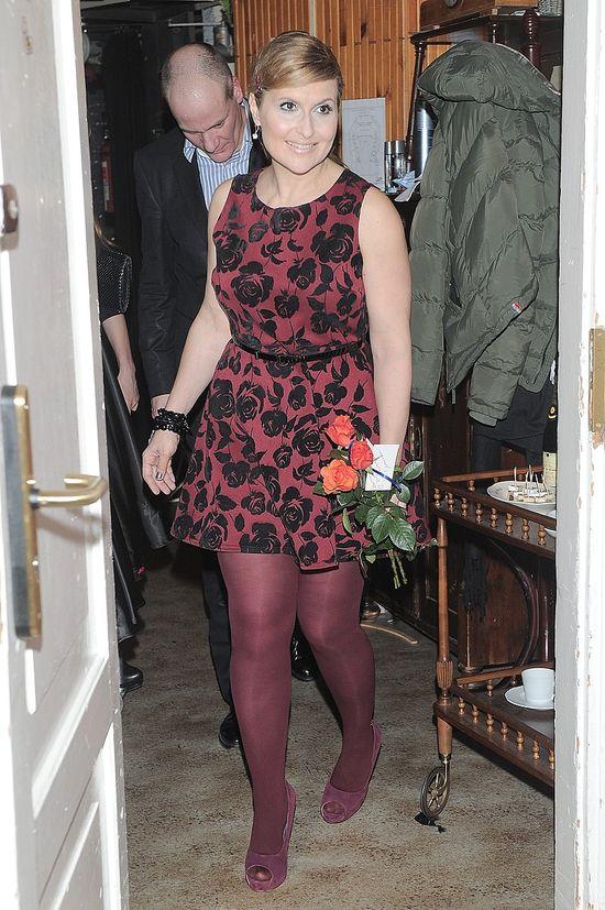Katarzyna Skrzynecka nie ma może nóg modelki... (FOTO)