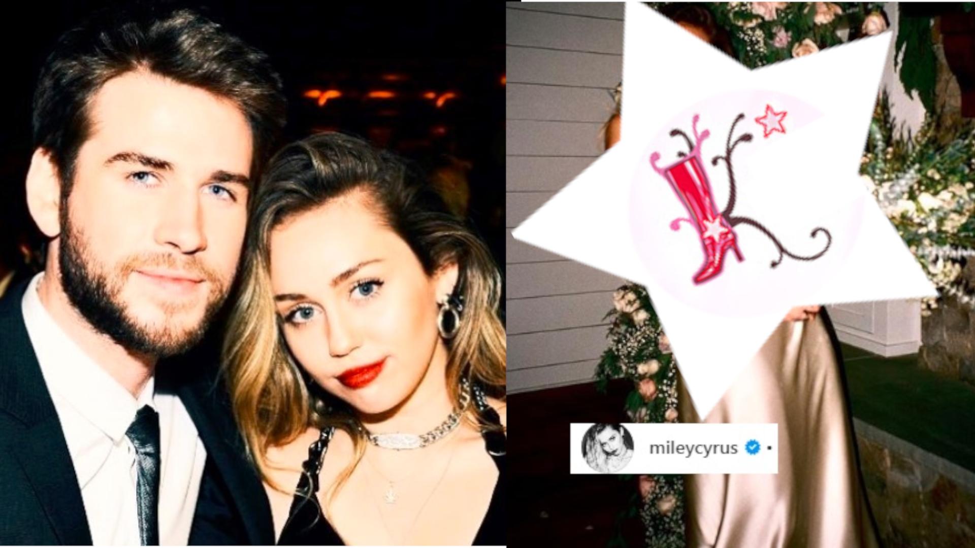 Miley Cyrus podzieliła się kolejnymi zdjęciami ze ślubu. Odważne ujęcia