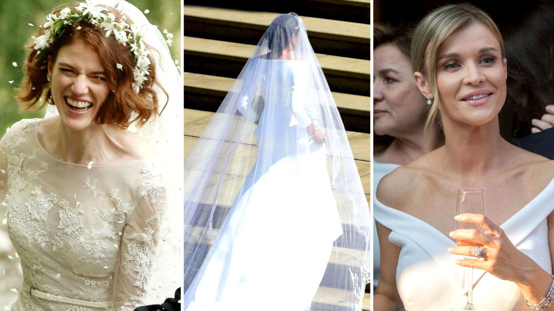 Oto NAJPIĘKNIEJSZE suknie ślubne tego roku