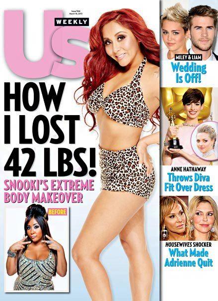 Snooki schudła 19 kilogramów! (FOTO)