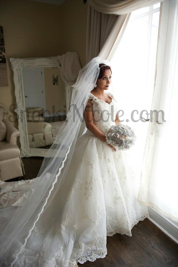 Snooki puszczała bąki w sukni ślubnej