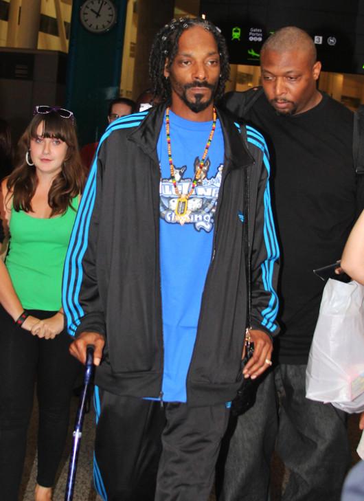 Snoop Lion jako postać z gry komputerowej (VIDEO)