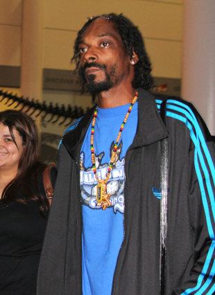 Snoop Lion nie płaci podatków
