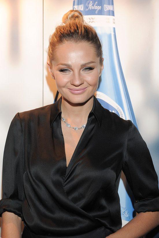 Małgorzata Socha na urodzinach Gosi Baczyńskiej (FOTO)