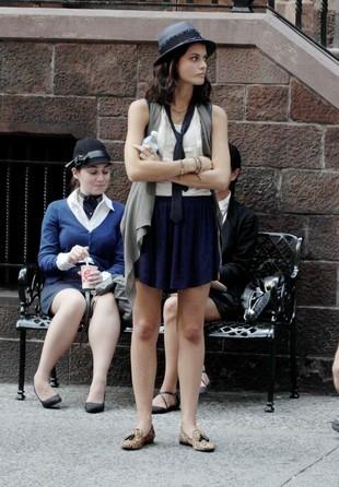 Sofia Black-D'Elia – nowa twarz w Plotkarze (FOTO)