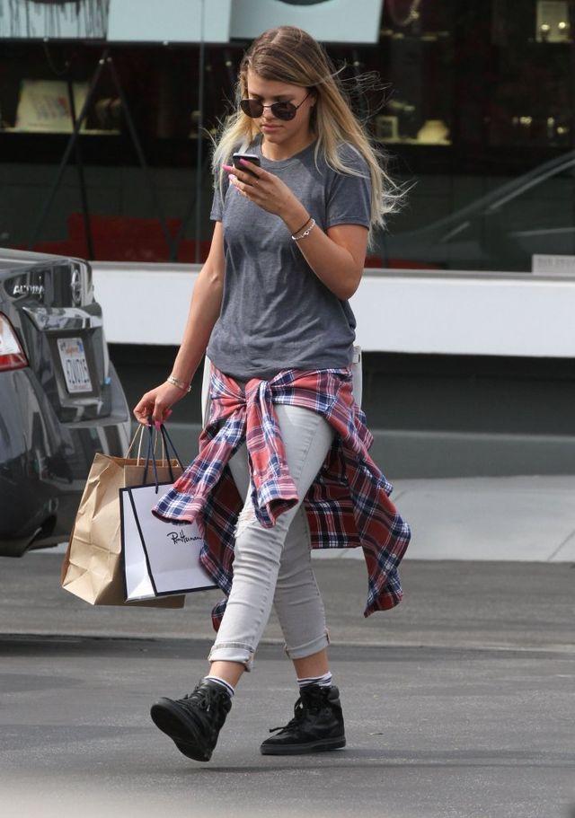 Sofia Richie nie b�dzie mia�a �atwo jako modelka
