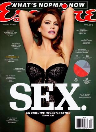 Sofia Vergara mówi, jaki seks lubią Latynoski